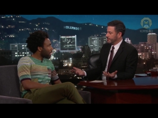 Donald Glover on Landing the Role of Lando in Solo  A Star Wars Story (Русская озвучка)