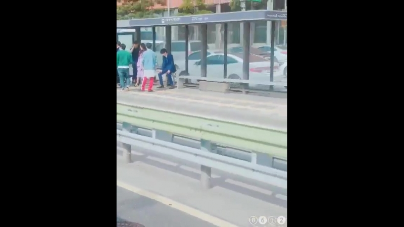 [fancam] 180419 @ filming Miracle That We Met / Kai