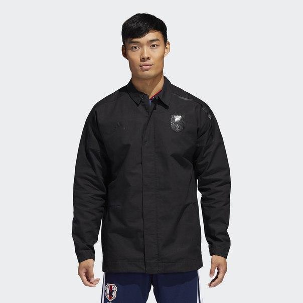 Куртка сборной Японии adidas Z.N.E. Куртка