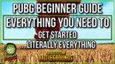 PUBG Beginner Guide EVERYTHING You Need to Get Started PlayerUnknown's Battlegrounds