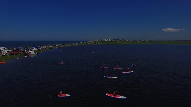 В Бурятии прошёл фестиваль водных видов спорта Байкальский ветер