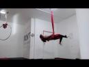 Vera Mint. Aerial Silk. Обрыв. Воздушные полотна