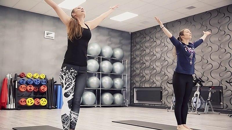 World Gym – Вешки. Йога — это ключ к полной жизни!
