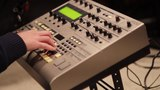 Downward is darker Yamaha RS7000 groovebox electronica track