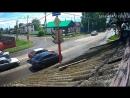 Видео момента ДТП Газель на красный! Стерлитамак 11.06.2018 перекрестке Пантелькина и Гоголя