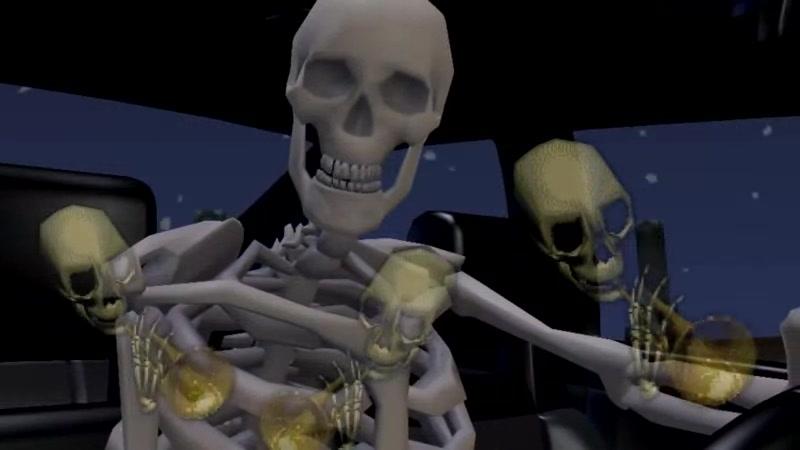 Initial Spooky