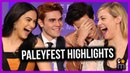 7 Teasers From RIVERDALE Paleyfest 2018 Panel: Black Hood, FP/Alice 2x18 Musical Episode Review
