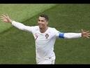 Ronaldo vs morocco all skills goal world cup2018