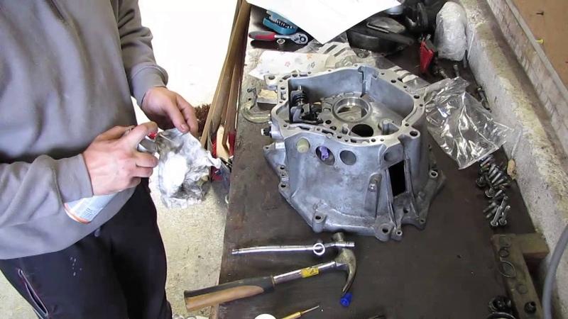 Peugeot- BE4 Gearbox Overhaul (Part 9)