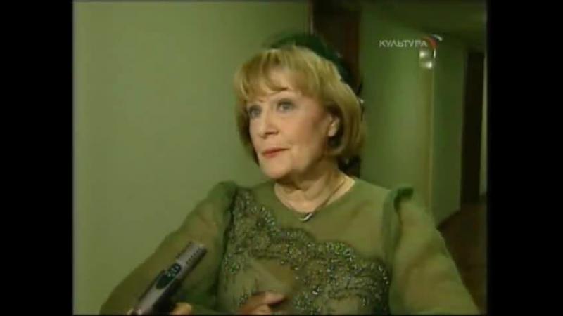 Премьера спектакля «Сенная лихорадка». Новости Культура 20.02.2008