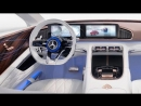 Vision Mercedes Maybach Ultimate Luxury SUV 2020 - REVIEW