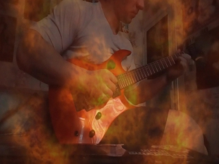 Metallica - One Acustic Guitar cover -Intro solo-