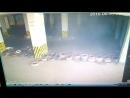 Возгорание в ТРК Петровский с пострадавшими