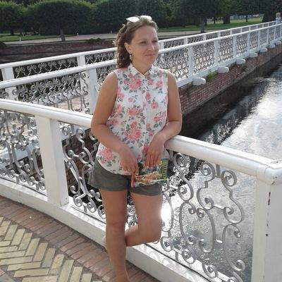 Анна Горячева