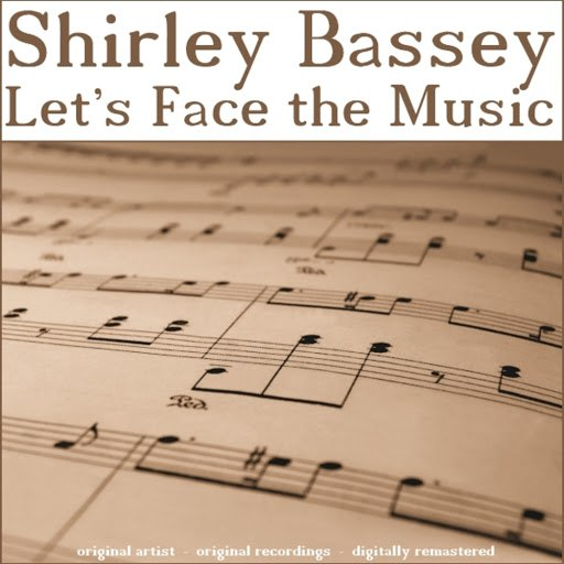 Shirley Bassey альбом Let's Face the Music