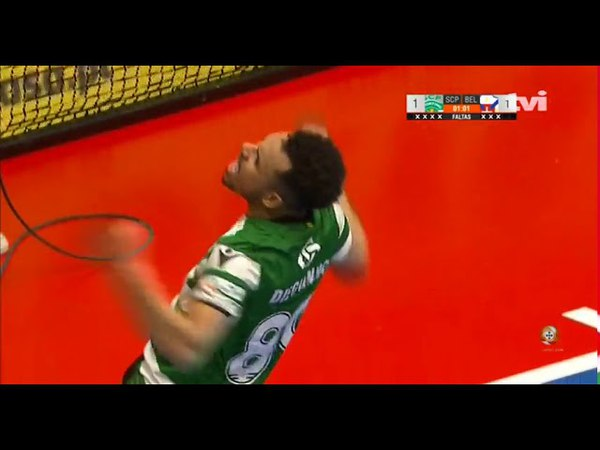 Liga SportZone | Jornada 25 | Sporting CP 4-2 CF Os Belenenses