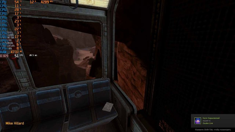 Black mesa (in train) low settings 720p intel uhd 630 i7 8700 16gb ram 2400