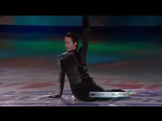Johnny Weir - Poker Face ( 2011 Nationals )