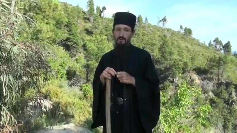 არავინ არ აშუქებს ათონელი ბერების დევნას (31052018) ათონის წმინდა მთაზე მეუდაბნოე მამებს და ბერებს კელიები დაუნგრიეს ალბანელმ