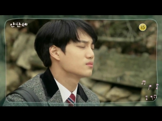 171214 KBS 한국방송 Twitter update with Kai