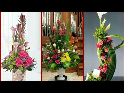 Stylish Flower ArrangementFresh Flower New styleBeautiful Flower Arrangement ideas