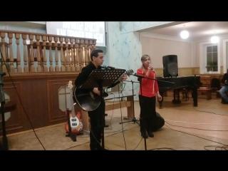 Васильевы Руслан и Анжела - Церковь господа