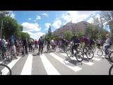 День 1000 велосипедистов 2018