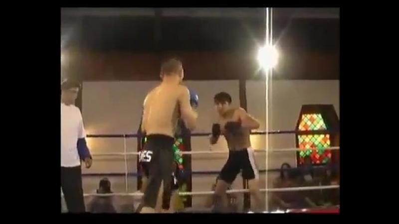 Вусал Байрамов и Хабиб Нурмагомедов 13 сентября 2008