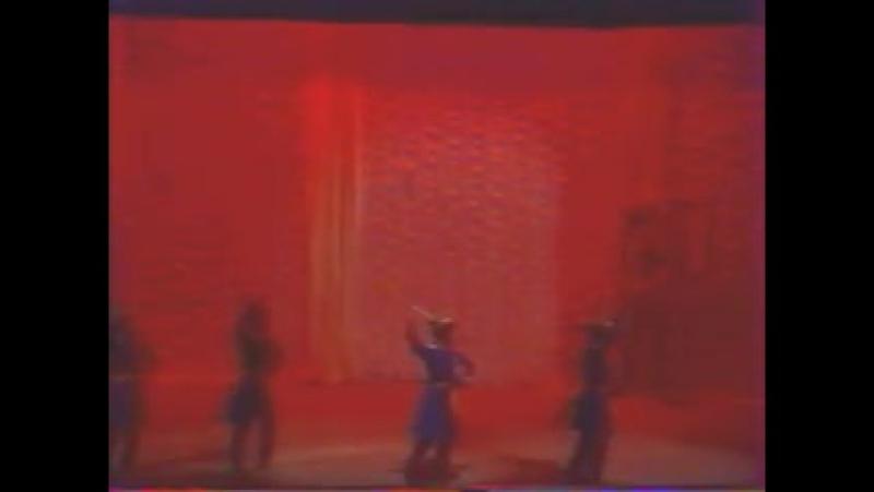 Ансамбль Тюлпан. Концерт посвященный 550 ти летию эпоса Джангр. Автор Батр Мацаков.
