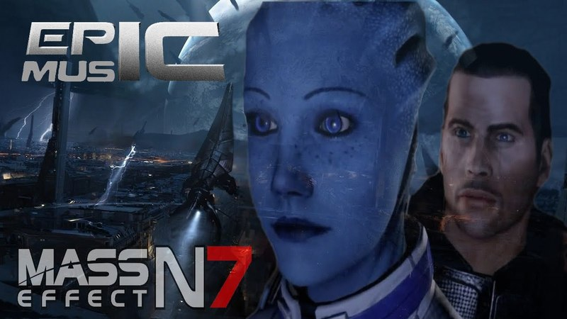 Mass Effect Trilogy Tribute The End of the Tour Epic Music