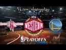 Houston Rockets vs Golden State Warriors | 26.05.2018 | West | Final | Game 6 | NBA Playoffs 2018 | EN