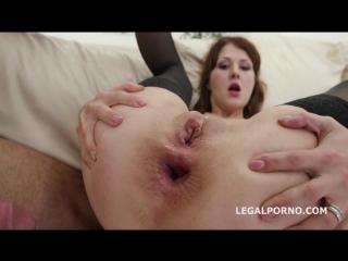Fucking Wet with Liza Black 4on1 Balls Deep Anal DP DAP Pee Drink Swallow GIO565 sd