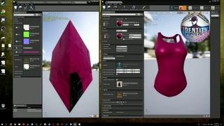 IDENTITY MMORPG ONLINE Создание цвета одежды ч.1