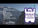 Musilac Mont-Blanc 19-21 april 2018 Rock and Ride !