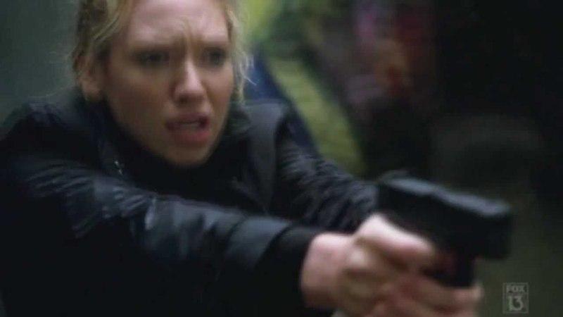 Fringe - Olivia Dunham - Stand In The Rain.