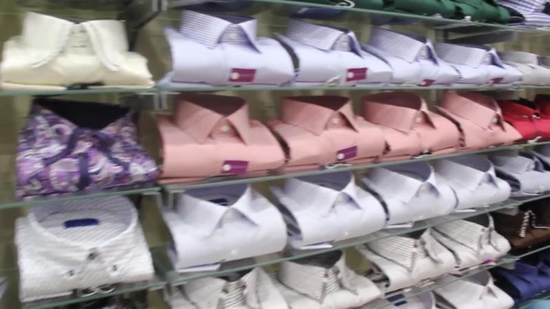 DOROGOY-мужские рубашки