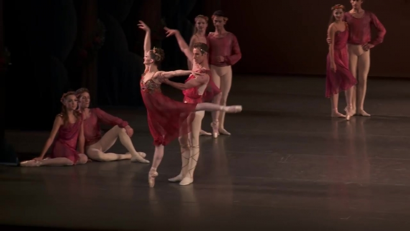 Anatomy of a Dance- Ashley Bouder on Jerome Robbins THE FOUR SEASONS