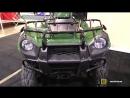 2018 Kawasaki Brute Force 300 ATV - Walkaround - 2017 Toronto ATV Show