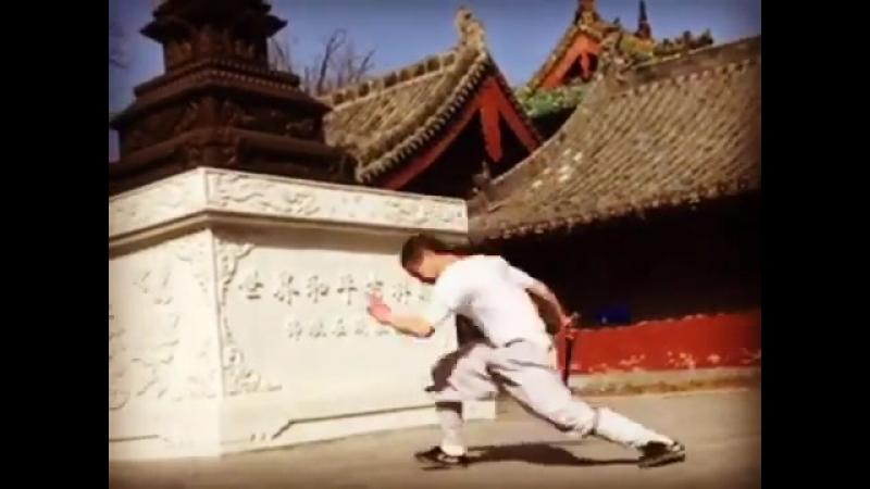 Shaolin Jian by Yan Di Shifu