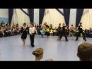 Открытое Первенство Архангельской области Полуфинал Румба Юниоры 2 5 танцев Латиноамериканская программа открытый класс