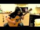 Маленькой ёлочке холодно зимой - fingerstyle guitar - Viktor Rusinov