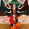 Индийские танцы Chakri Dance SPb