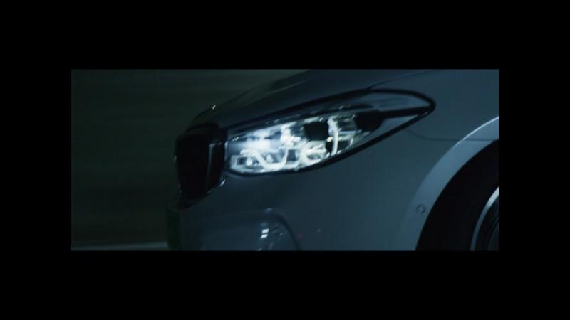 Новый BMW 6 серии GT