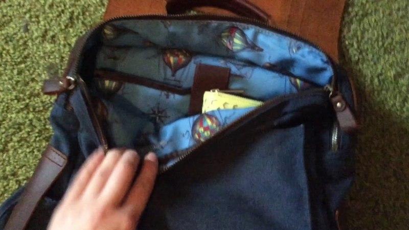 Обзор на рюкзак Винтер Пак с карманами