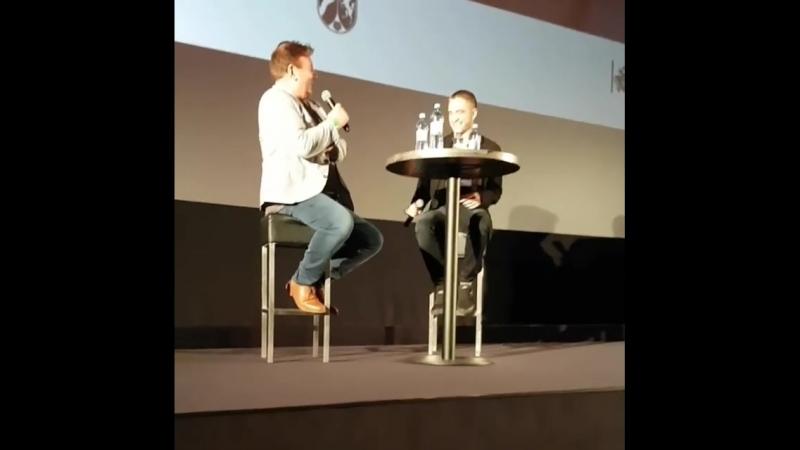 Robert Pattinson QA || Cologne Film Festival || Good Time