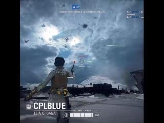 Star Wars Battlefront II.Пять лучших моментов недели.
