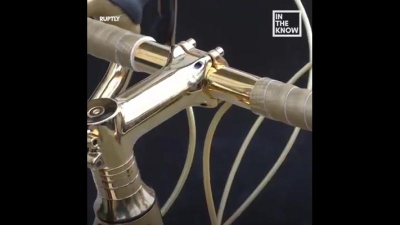 La bici più costosa al mondo 💎💎💎