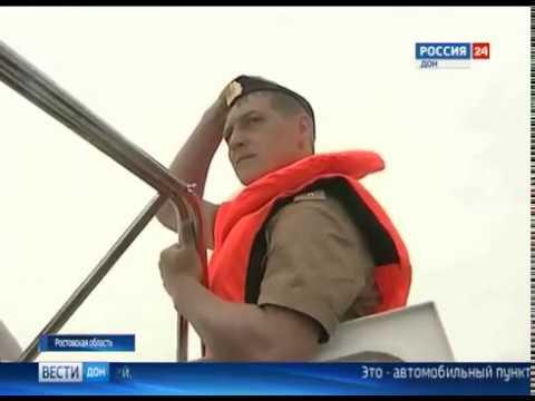 «Дон-ТР» и пограничники сняли фильм к 100-летию службы