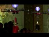 В Милане вместо манекенщиц на подиум вылетели дроны
