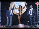 Xenia Sheveleva - Diamond Cup MALTA 2018 Overall Winner